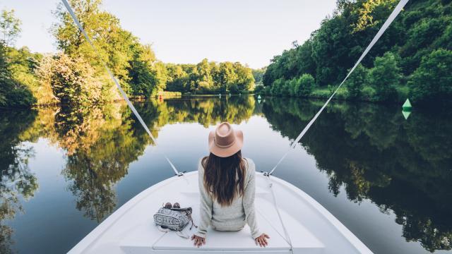 Navigation sur le Canal d'Ille et Rance