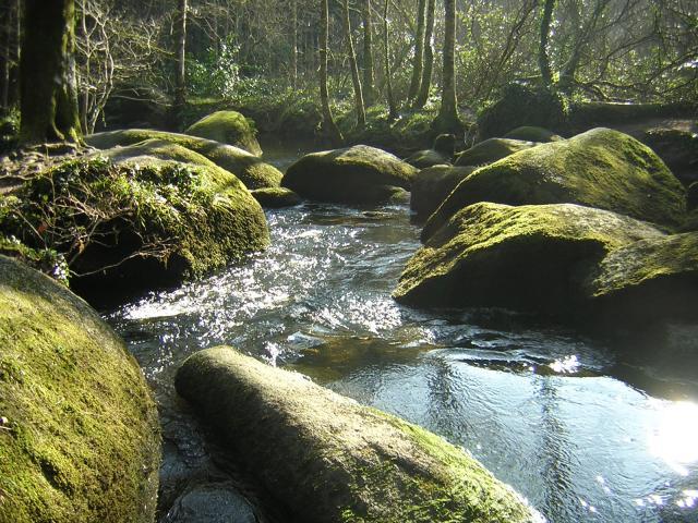 Huelgoat Rivière Jolibois Anne