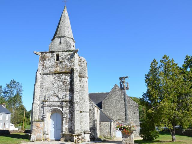 Locmalo Eglise Saint Malo