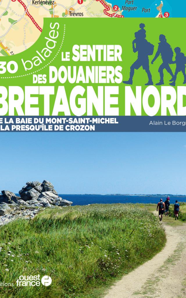 Guide Ouest France Sentierdouaniers Bretagnen Rvb