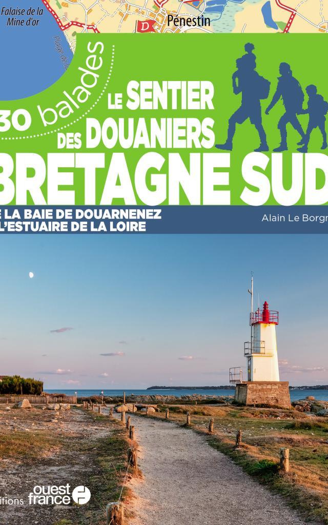 Guide Ouest France Sentierdouaniers Bretagnes Rvb