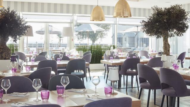 Relais Thalasso Château des Tourelles - restaurant