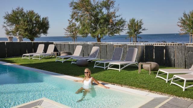 Relais Thalasso Pornichet Baie de La Baule - piscine