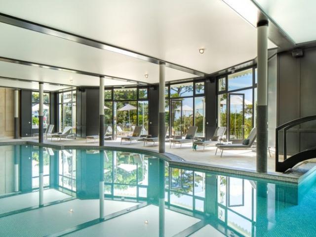Thalasso & Spa Barrière La Baule - piscine