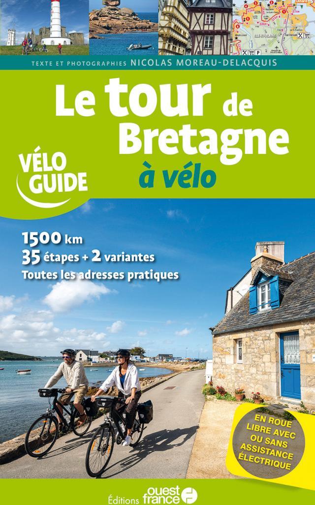 Couv Tour De Bretagne A Velo