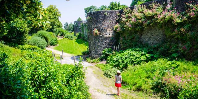 Les remparts de Dol-de-Bretagne