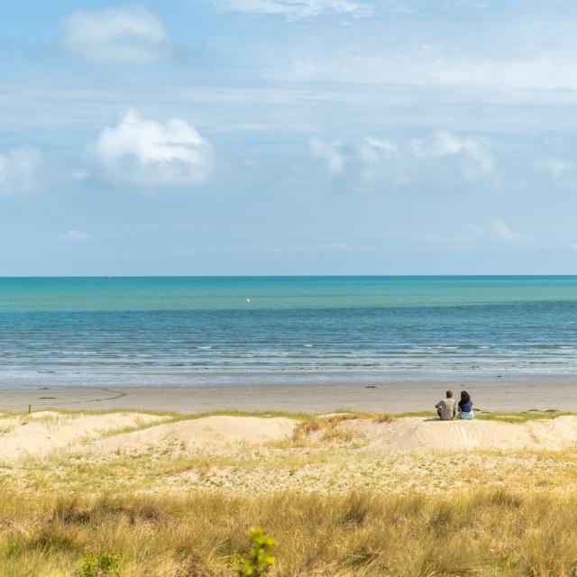 Hillion - Bon abri - Les Dunes
