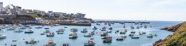 Le Conquet, - Le port