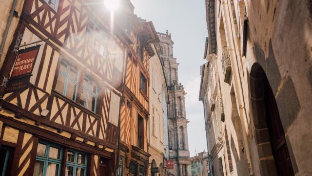 Rennes - Cathédrale