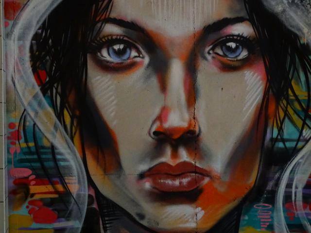 Saint Brieuc - Street-art - Festival Just do paint 2018