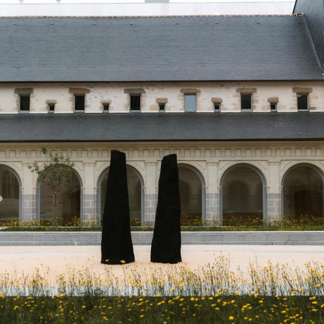 Exposición de Pinault en el Couvent des Jacobins