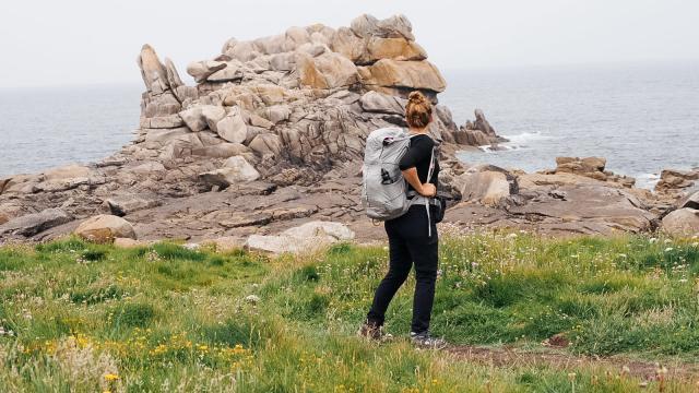 GR34 Wandern Küste Bretagne