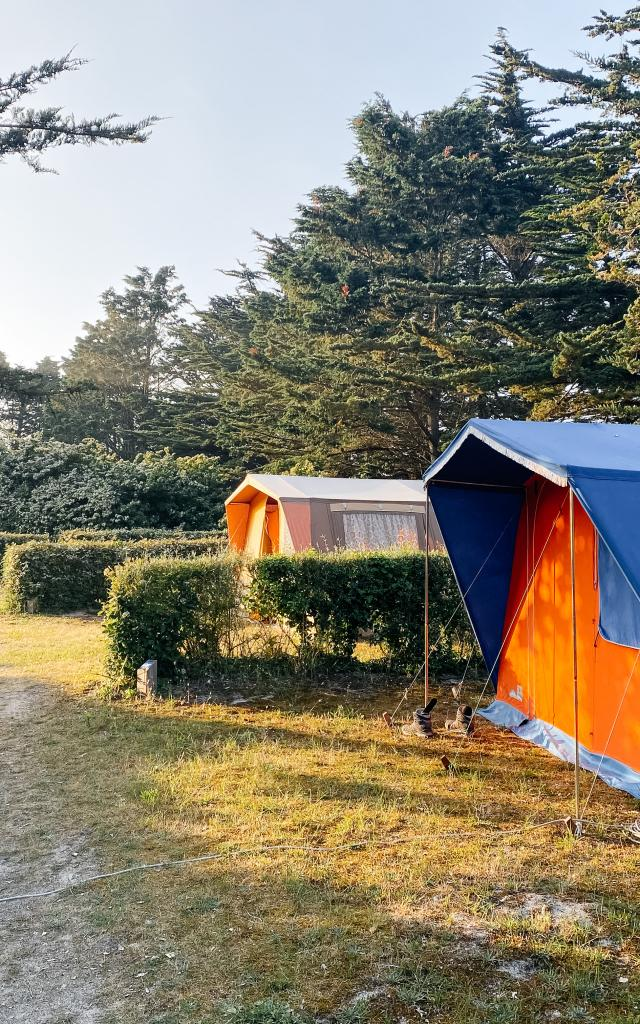 Camping Odé-Vras