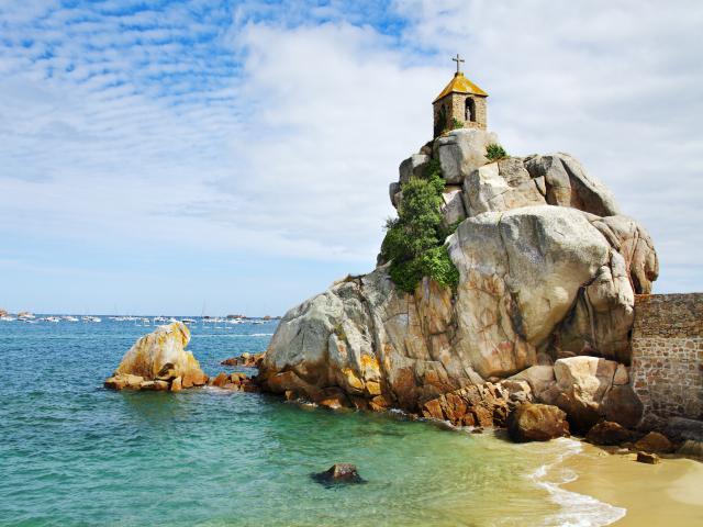 Penvénan - Port Blanc - Oratoire