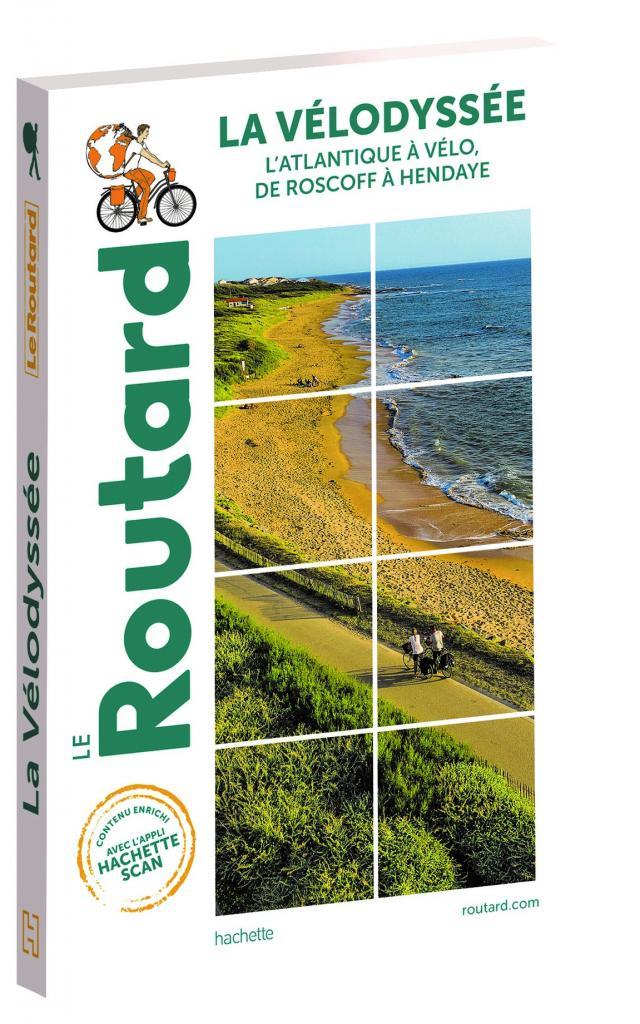 Guide du Routard La Vélodyssée 2021