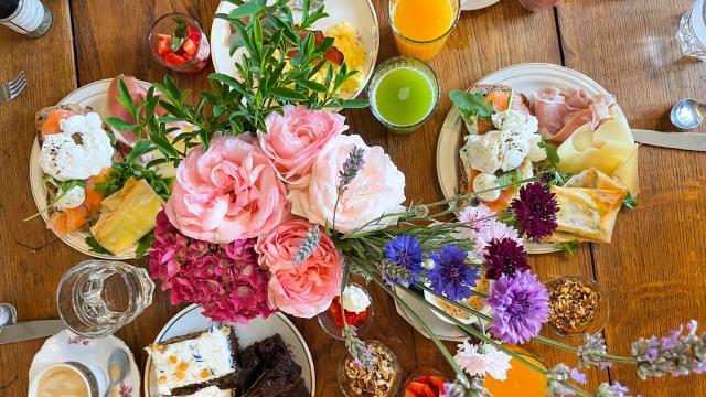 Odette Lunch and brunch - Locronan