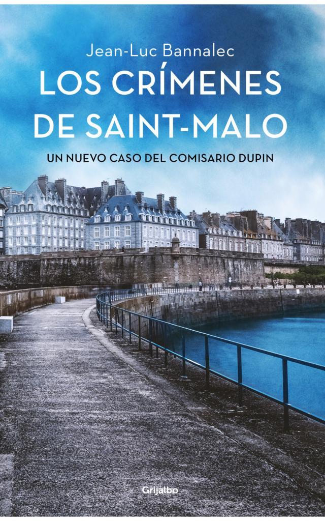 Los Crimenes De Saint Malo Comisario Dupin 9