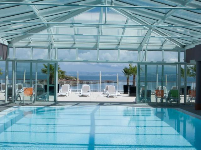 Résidence Le Coteau et la mer - Douarnenez - piscine couverte